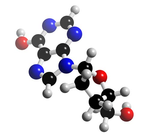 Picture of Didanosine 3D model