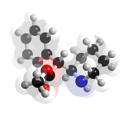 Picture of Focalin 3D model