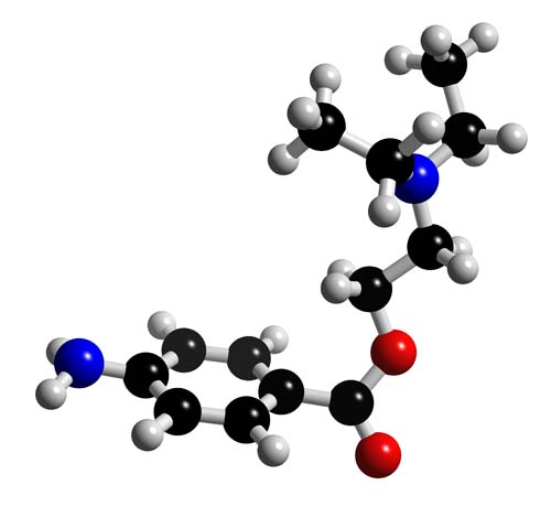 Picture of Novocaine 3D model