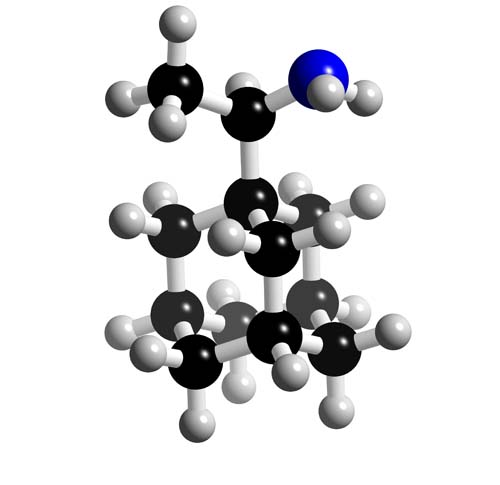 Picture of Rimantadine 3D model