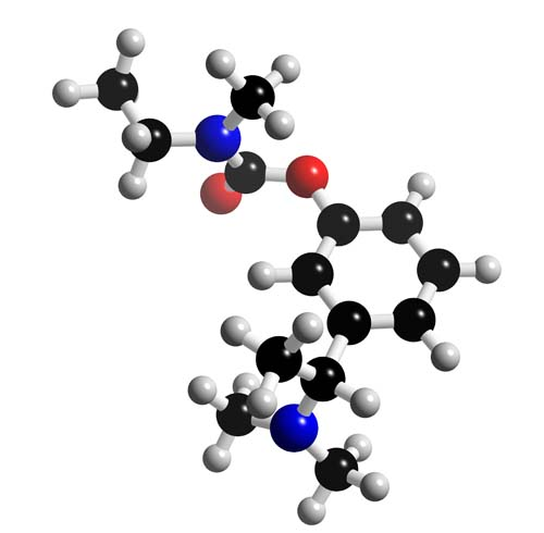 Picture of Rivastigmine 3D model