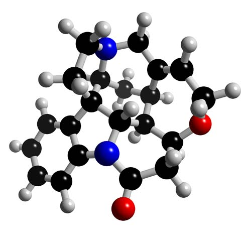 Picture of Strychnine