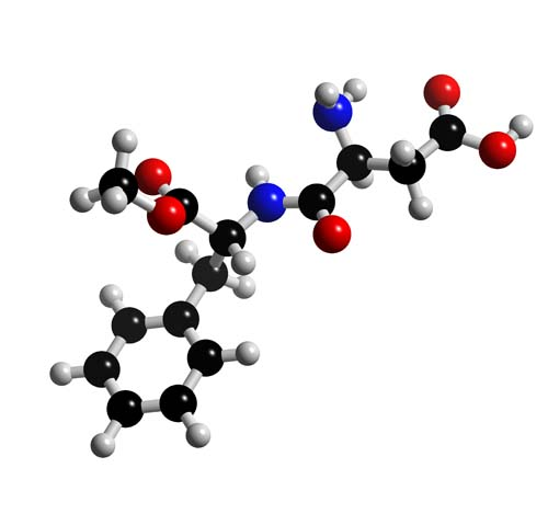 Picture of Aspartame 3D model