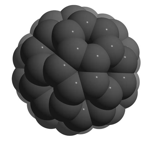 Picture of Buckyball 3D model